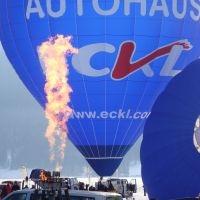 die Klassische Ballonfahrt